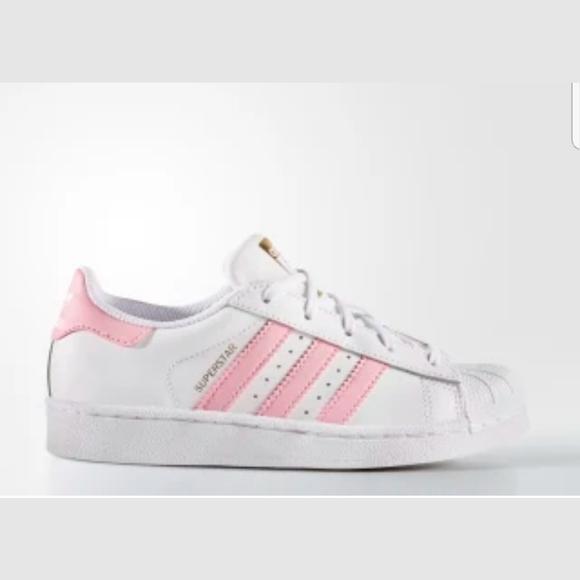 adidas shoes girls pink